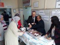 Lapseki Devlet Hastanesinde hasta hakları günü kutlamaları