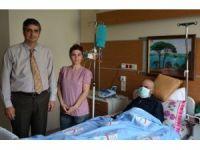 """Tatvan'da """"Kemoterapi"""" uygulamasına başlandı"""