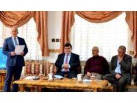 """Ankara'da ki """"Erzincan tanıtım günleri"""" için esnaflarla biraraya gelindi"""