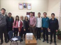 Kemal Ural Anadolu Lisesi sandığa gitti
