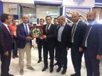 YÖREX Fuarı'nda Erzincan standına yoğun ilgi