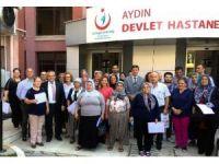 Aydın'da Diyabet Okulu ilk mezunlarını verdi