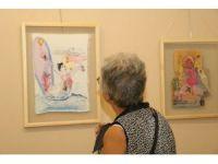 MTSO, yeni sanat sezonunu 'Yaşamın İçinden' resim ve heykel sergisiyle açtı