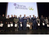 Atatürk Üniversitesi 2016-2017 Akademik Yılı Açılış Töreni