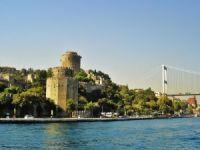 İstanbul Boğazı Dünyanın En Güzel Turistik Alanlarından Biri