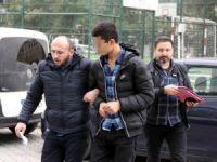 Polise esrar satmak isteyen şahıs gözaltına alındı