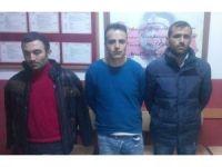 Jandarma, şehirler arası hırsızlık şebekesini çökertti