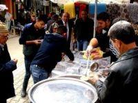 Sarıgöl CHP'den aşure ikramı
