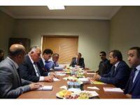 Bitlis'te BİPEM koordinasyon toplantısı