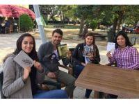 GTÜ'de Gezgin Kitap Projesi hayata geçirildi