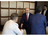 Bakan Müezzinoğlun'dan mülteci çocukların çalıştırılması iddialarına ilişkin açıklama