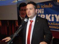 """Turgay Eser; """"Ülkemizin geleceği için Başkanlık sistemi gerekli"""""""
