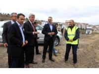 Başkan Karaosmanoğlu, Gebze Tatlıkuyu Vadisi'nin ikinci etabında inceleme yaptı