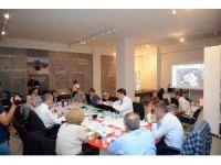 Türk İslam Medeniyetleri Müzesi çalışmaları sürüyor