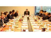 Hidayet Türkoğlu başkanlığındaki TBF yönetimi ilk toplantısını yaptı
