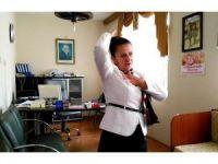 Köylü kadınlara meme kanserine yönelik tatbikatlı anlatım