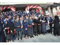 Eleşkirt'te toplu okul açılışı