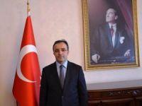 Vali İsmail Çataklı'nın 29 Ekim Cumhuriyet Bayramı mesajı