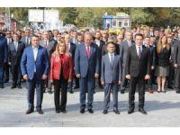 Nevşehir'de 29 Ekim Cumhuriyet Bayramı kutlamaları başladı
