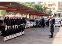Mersin Emniyet Müdürlüğü'nde devir teslim töreni yapıldı