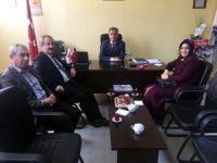 Başkan Gürsoy'dan Kredi Yurtlar Kurumuna