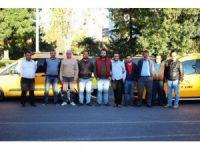 Taksi şoförlerinin 'T' plaka mağduriyeti