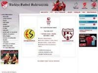 Eskişehirspor ile Bandırmaspor Ankara'da karşılaşacak
