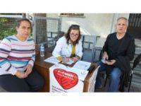 Burhaniye'de organ bağışı  ilgi gördü