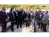 Cemel Ali Dede Türbesi ve Mescidi açıldı
