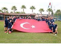 Adana Demirspor'da 29 Ekim coşkusu