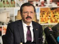 """TOBB Başkanı Hisarcıklıoğlu: """"ATO'ya en kısa sürede kayyum atayacağız"""""""