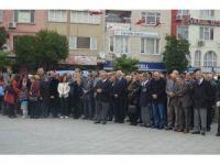 Burhaniye'de Cumhuriyet Bayramı kutlamaları