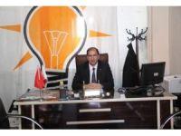 AK Parti Çıldır İlçe Başkanından Cumhuriyet Bayramı mesajı