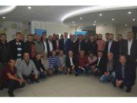 Ak Parti Meram İlçe Başkanlığı mahalle başkanlarını ödüllendirdi