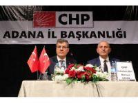 Adana'da CHP'den 'Darbe ve Hukuk' konulu konferans