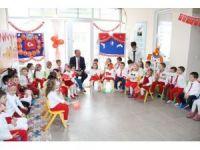 Başkan Işık, öğrencilerle birlikte 29 Ekim Cumhuriyet Bayramını kutladı