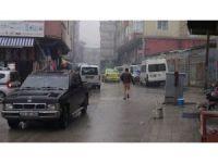 Doğubayazıt'ta 'asitli yağmur' endişesi
