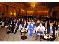 2. Uluslararası MENA Ülkeleri Zirvesi Antalya'da başladı