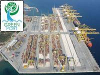 Asyaport Limanı, büyüklüğü kadar çevreciliğiyle de iddialı