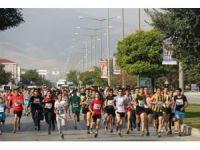 Erzincan da Cumhuriyet koşusu