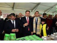 Türkiye'nin yöresel tatları Malatya'da buluştu