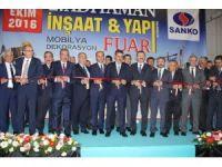 """Bakan Tüfenkci: """"Müteahhitlik sektörünü her an her yerde destekledik, desteklemeye devam edeceğiz"""""""