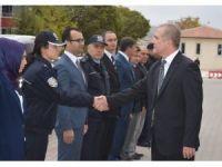 Yozgat Emniyet Müdürü Çengeloğlu görevine başladı