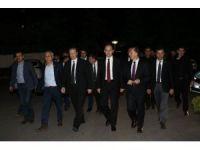 İçişleri Bakanı Süleyman Soylu, Trabzonspor'u ziyaret etti