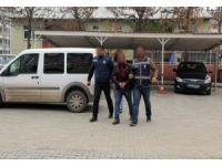 11 yıl hapis cezasına mahkum olan firari yakalandı