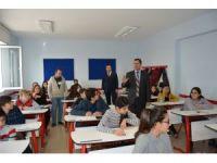 Iğdır'da TEOG sınavı tamamlandı