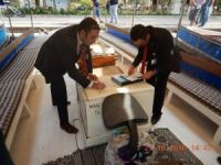 Köyceğiz ve Dalyan'da çalışan tekneler ruhsatlandırılıyor