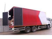 Kargo görünümlü, sahte evraklı kamyondan 203 bin paket kaçak sigara çıktı