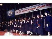 Batı Avrupa Programı ilk mezunlarından Altun Dizlek'in Batı Avrupa Bürosu ziyareti