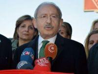 Kılıçdaroğlu danışmanının gözaltına alınmasını değerlendirdi